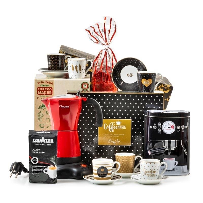Kerstpakket Heerlijke Espresso