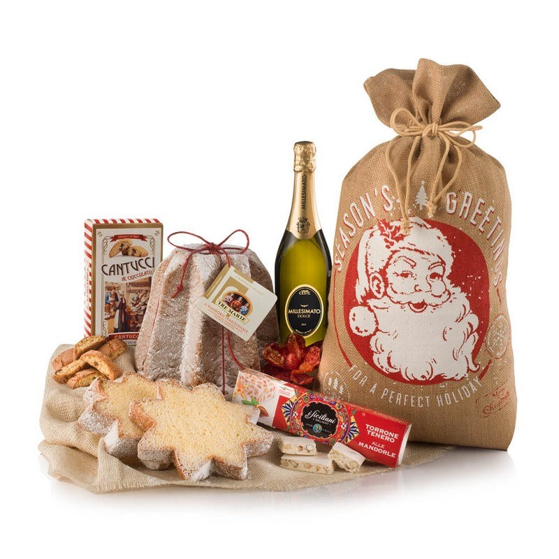 Kerstpakket Santa Claus