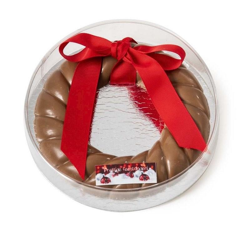 Kerstpakket Choco Krans