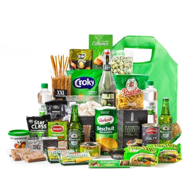Kerstpakket Groen voor Jou