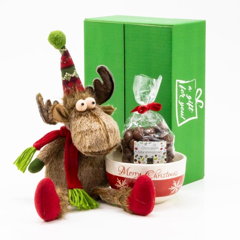 Kerstpakket Rudolf