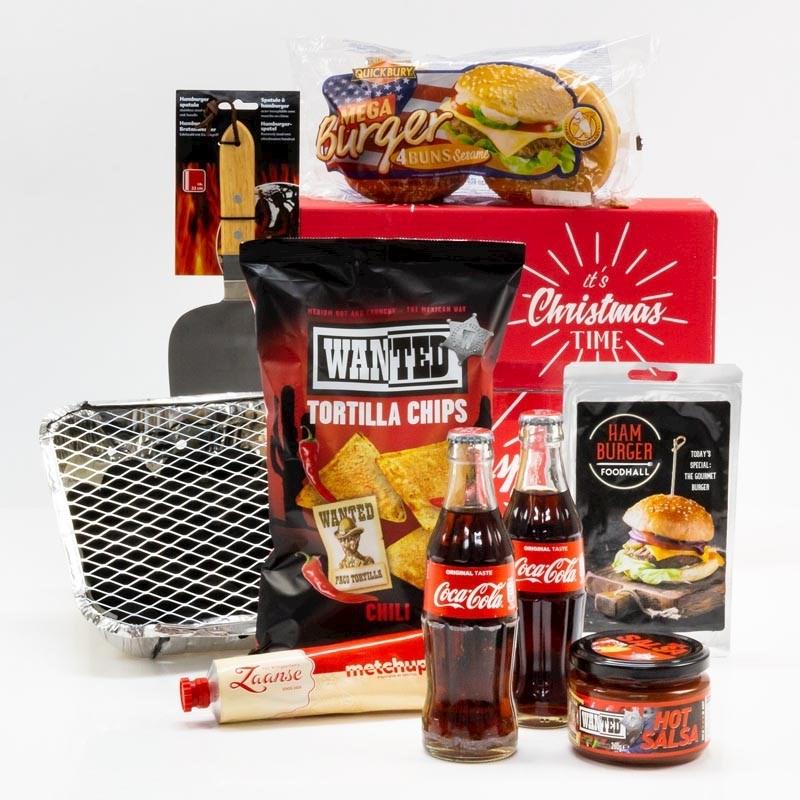 Kerstpakket Samen Barbecuen