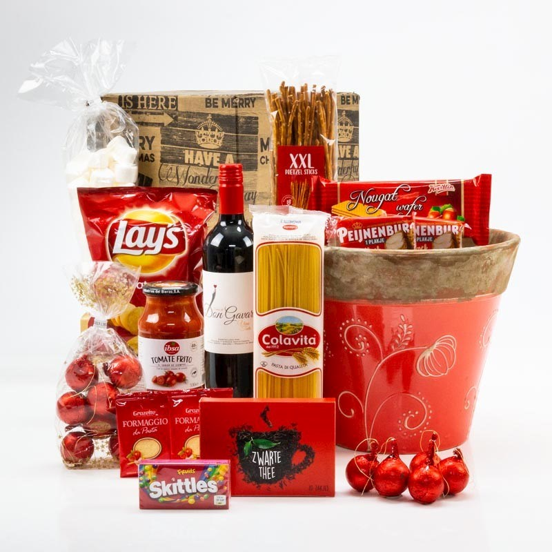 Kerstpakket In de Bloempot