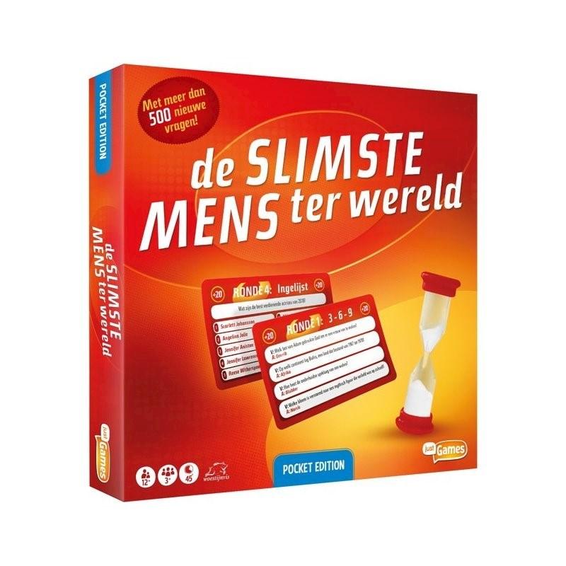 De Slimste Mens ter Wereld - Pocket Edition