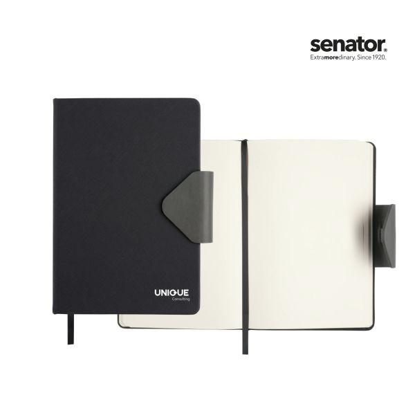 SENATOR notitieboekje Structure, MAGNET notitieboekje