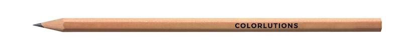 STAEDTLER potlood zeshoekig zonder lak, gecertificeerd hout