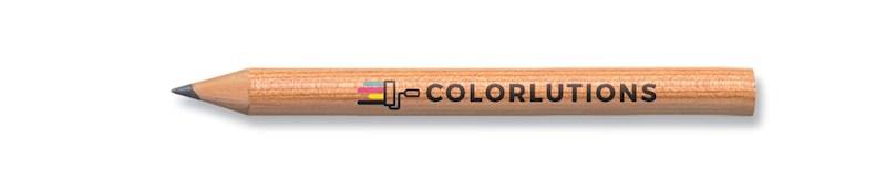 STAEDTLER kort potlood rond zonder lak, gecertificeerd hout