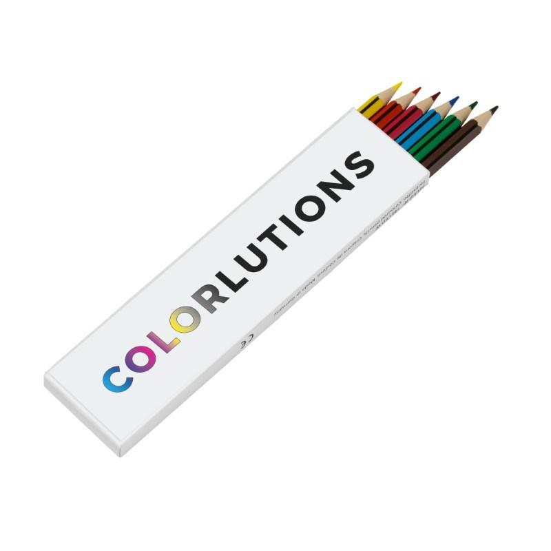 STAEDTLER kleurpotloden etui uit WOPEX materiaal