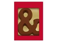 Chocolade symbool &