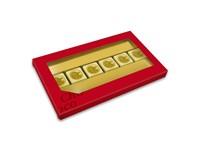 Giftbox met 6 logochocolaatjes