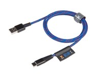 Xtorm Solid Blue USB-C cable (1m)