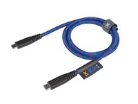 Xtorm Solid Blue USB-C - USB-C PD cable (1m)