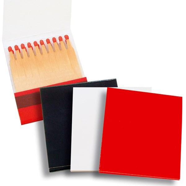 Luciferboekje PRESTO RED