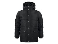 LUGE WINTER JACKET BLACK S
