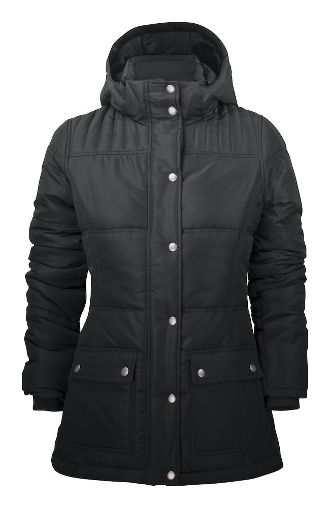 LUGE LADY WINTER JACKET BLACK