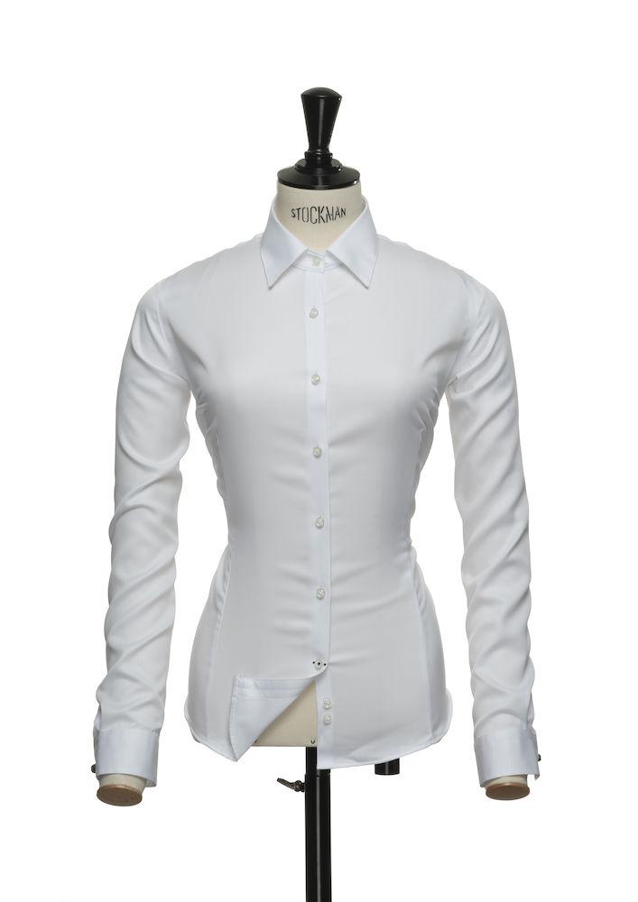 Black Bow 60 Woman White XL