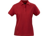 Harvest Aurora lady polo shirt Red S