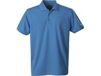Harvest Eagle polo men Bright Blue S