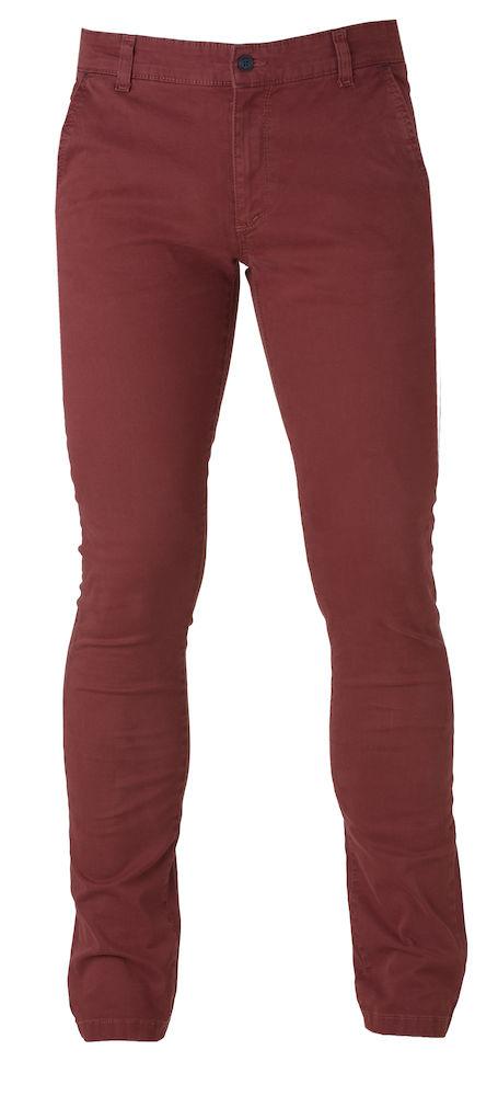 Harvest Officer trouser Red 40/34