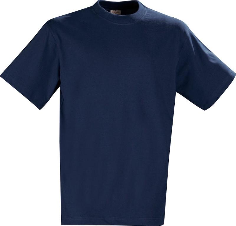 Printer T-Shirt Navy L