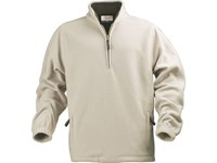 Printer Rally fleece 1/2 zip Sand S