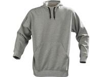 Printer Fastpitch hooded sweater Greymelange L