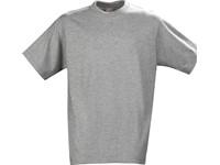 Printer Heavy t-shirt JR Greymelange 110