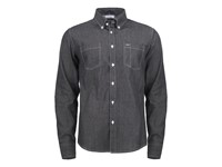 JUPITER SHIRT Black denim XL