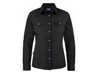 Harvest Treemore Lady Shirt Black XL