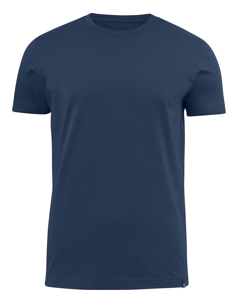 Harvest American U T-shirt Faded blue 3XL