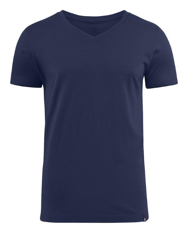 Harvest American V T-shirt Navy XL
