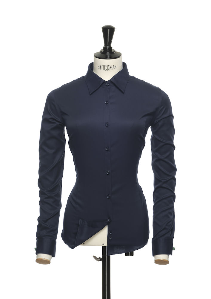 Green Bow 01 Woman Navy 4XL