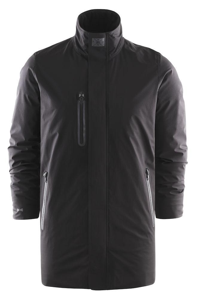 Technical Carcoat Black XXL