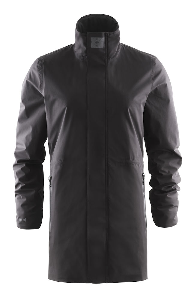 Technical Carcoat Woman Black L