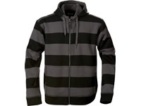 Harvest Prescott hood men Black/Antra XXL