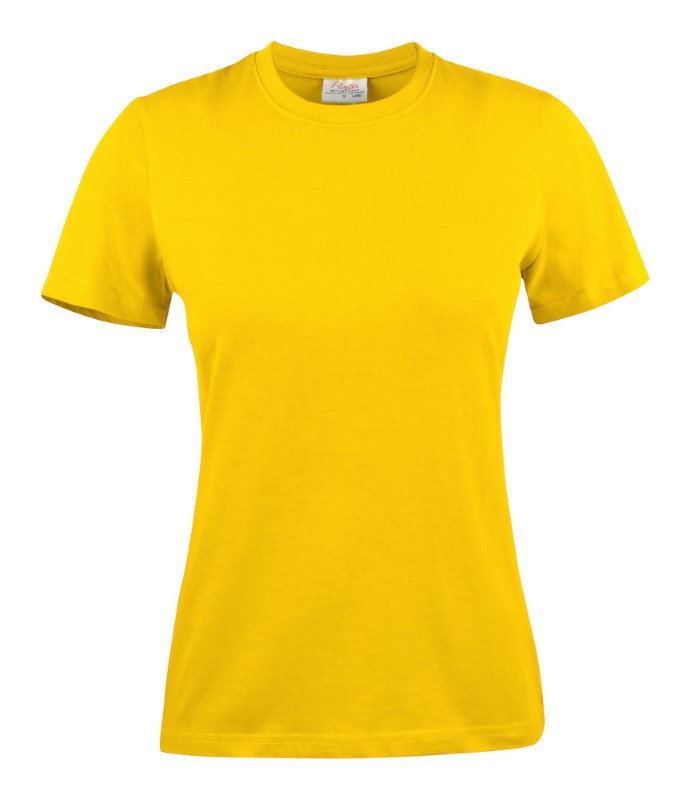 Printer Heavy t-shirt Lady
