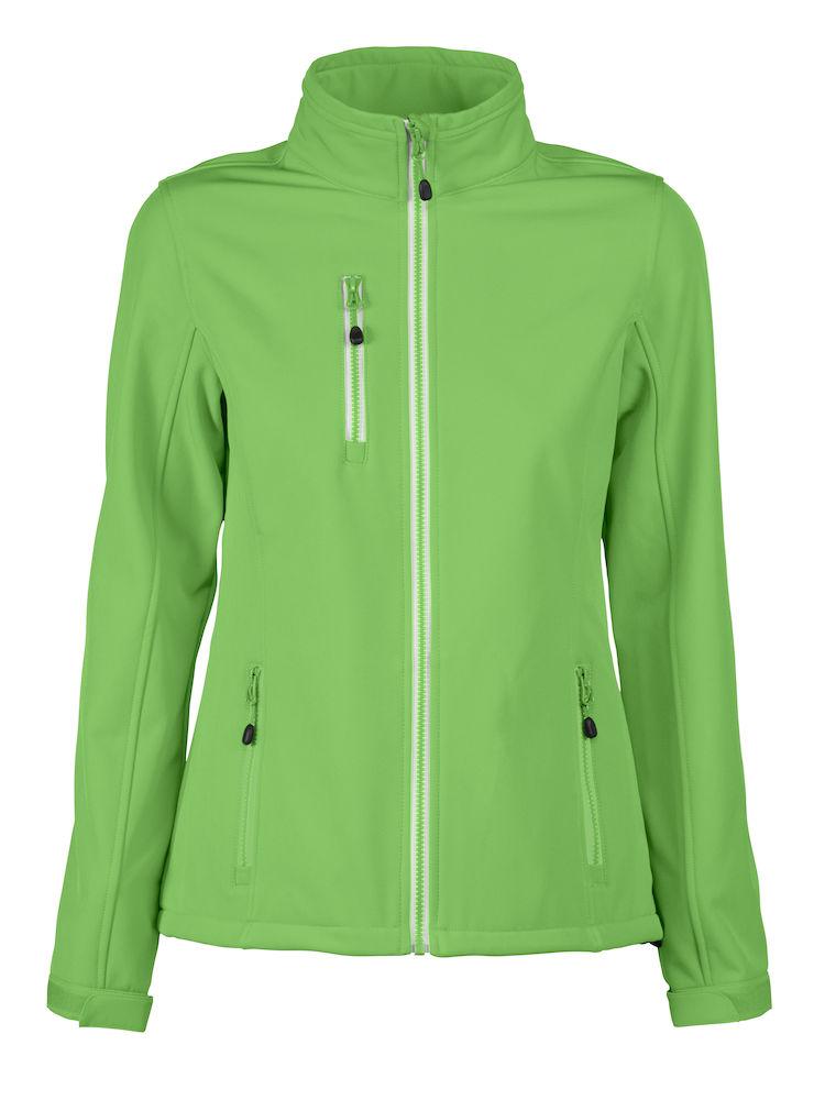 Printer Vert Lady Softshell Jacket