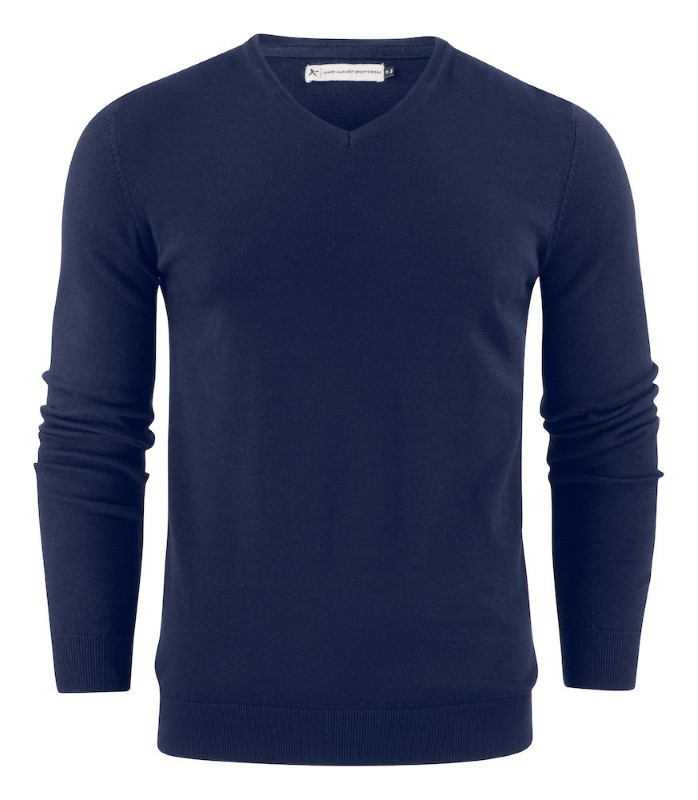 Ashland V-Neck Navy S