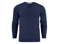 Westmore Merino Pullover Navy L