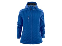 Myers Lady Softshell Jacket Sporty Blue L