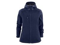 Myers Lady Softshell Jacket Navy XS