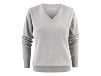 Ashland Lady V-Neck Grey Melange S