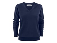 Ashland Lady V-Neck Navy XS