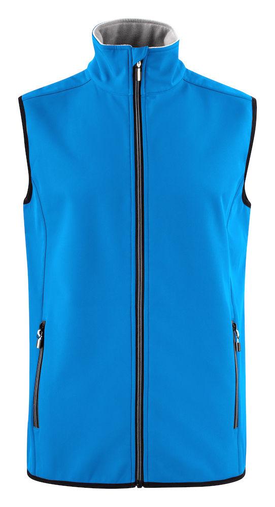 Trial Vest Ocean blue M
