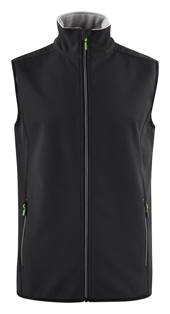 Trial Vest Black M