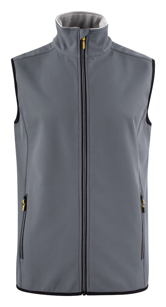 Trial Vest Steel grey M