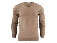 Westmore Merino Pullover Greiges mela XXL