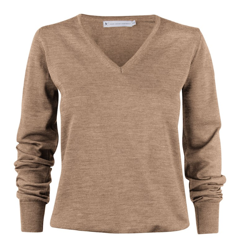Westmore Lady Merino Pullover Greiges mela XS