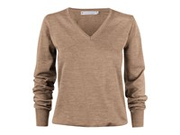 Westmore Lady Merino Pullover Greiges mela L