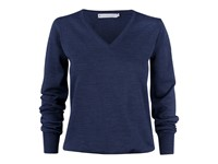 Westmore Lady Merino Pullover Navy XS